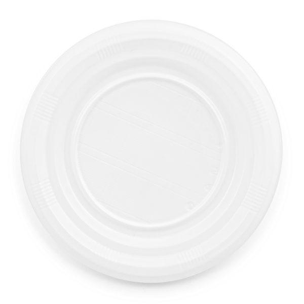 plastic plate 17 cm