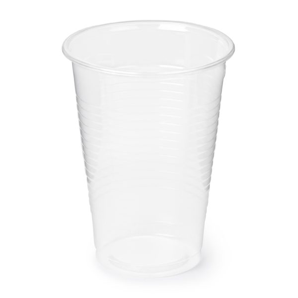 transparent cup 220cc