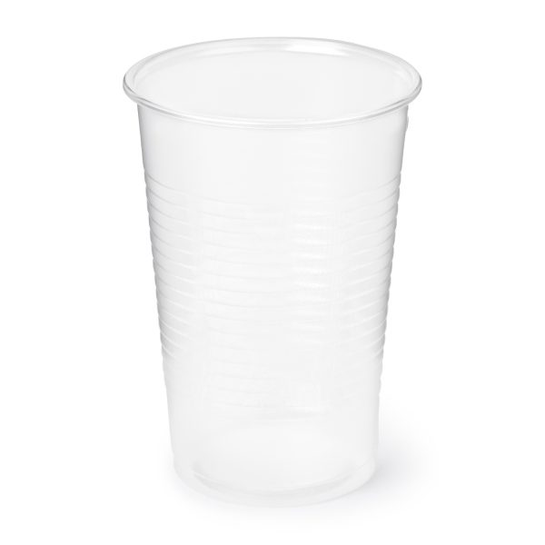 TRANSPARENT CUP 330CC