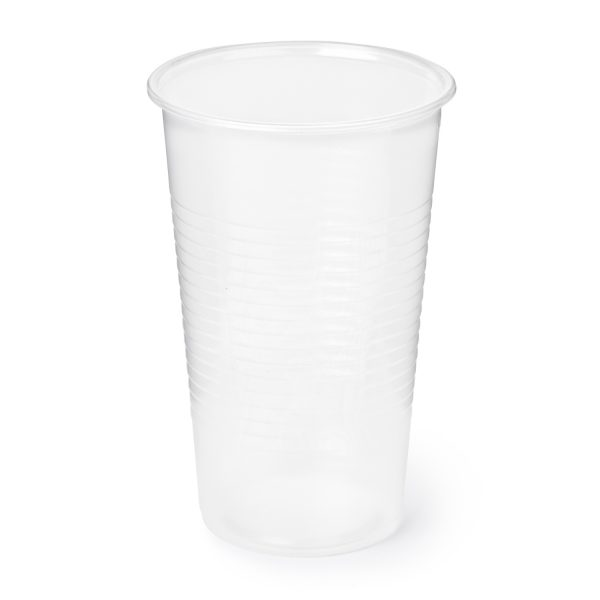 transparent cup 350 cc