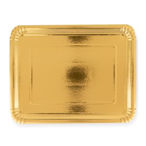 bandeja oro