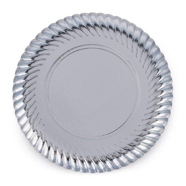 silver rodal plate