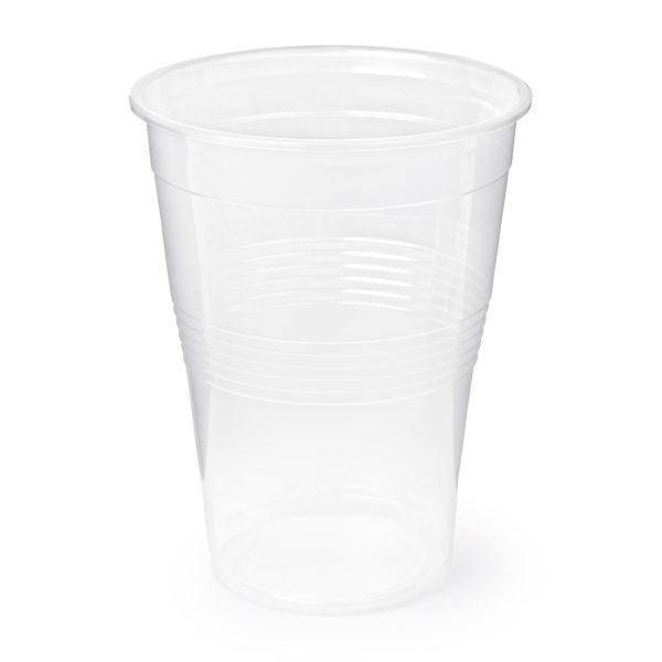 vaso litro TRANSPARENTE